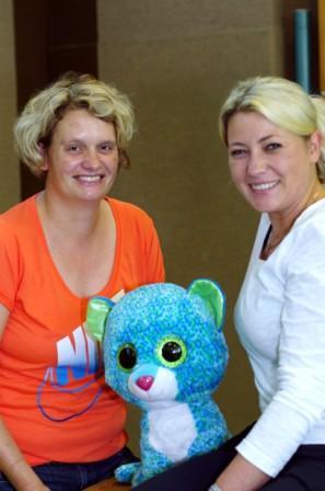 Übungsleiterinnen des Mutter-Kind-Turnen im TV Ennigerloh hoffen auf mehr Zulauf!
