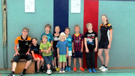 Badminton für Jedermann