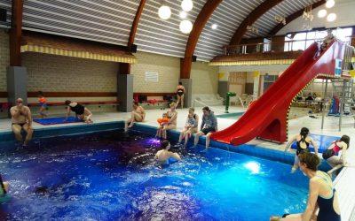 Mastersschimmer des TV Ennigerloh feiern Familienschwimmtag!
