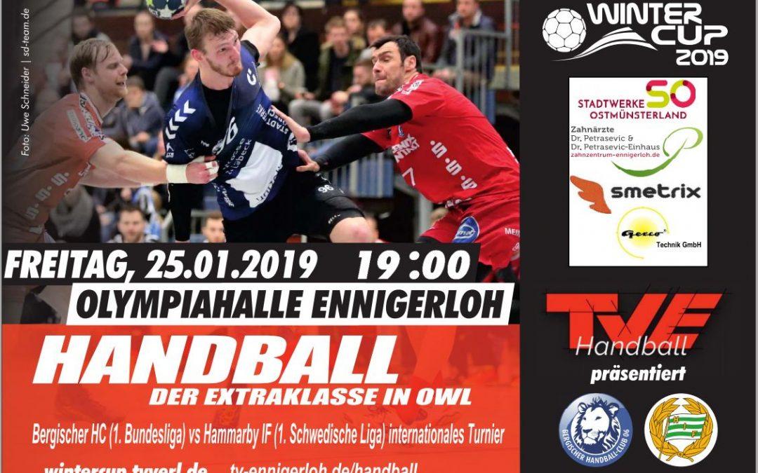 Handball der Extraklasse in OWL
