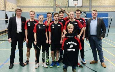 Badmintonabteilung des TVE neu ausgestattet