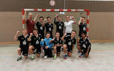 Sensationeller Erfolg über Emsdetten – TVE-C-Jugend auf Oberligakurs