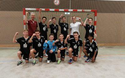 TVE-C-Jugend qualifiziert sich für Oberliga-Endrunde