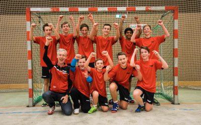 Oberligaendrunde ein Traum für TVE-C-Jugend