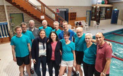 TVE-Masters veranstalten Mastersschwimmfest