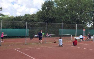 TVE Tennis – Guter Saisonabschluss der Mannschaftsspiele